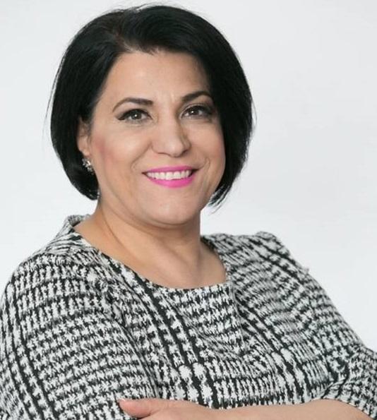 Designer Nadia Asfour